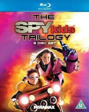 Spy Kids Trilogy 5060223765075 Blu-ray Region B