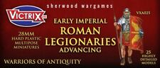 28mm Imperial Rome's Legions, Victrix Advancing Hail Caesar, Swordpoint Ancients