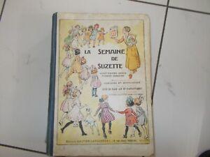 LA SEMAINE DE SUZETTE vingt sixième année premier semestre 1930