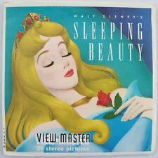 Vintage View-master Disney Sleeping Beauty 1959 3D reels 3 pack B-308