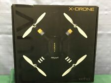 NEW SEALED BOX Veho VXD-001-B Muvi X-Drone UAV Quadcopter 1080p Drone