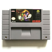 Nightmare Busters for snes english translate
