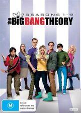The Big Bang Theory : Season 1-9