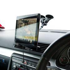 Dual Suction Car Van Windscreen Mount + PU Holder for Apple iPad Air 2 / Pro 9.7