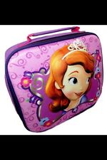 Brand New Sofia The First 3D Design Lunchbag School Gift