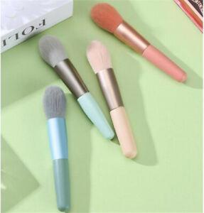 8pcs Mini Make Up Brushes Eye Shadow Eyebrow Eyeliner Blending Makeup Brush Set