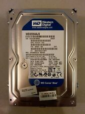 "USED WD 320GB Internal Hard Drive 3.5"" Sata WD3200AAJS"