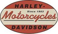 harley davidson patriotic number one 1 tin metal sign 12. Black Bedroom Furniture Sets. Home Design Ideas