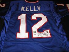 Jim Kelly Buffalo Bills Signed Pro Cut Jersey PSA