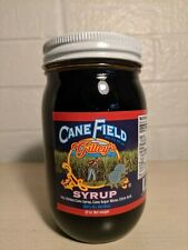 Gilley's Cane Field Syrup 1 22oz Jar ✔Roddenbery's Cane Patch Buyers Approved✔