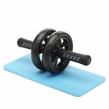 Roller Wheel Speed Abdominal fitness equipment Workout wheel and mat