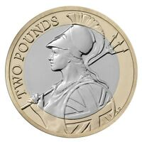 2015 £2 BRITANNIA CLASSIC ** UNCIRCULATED ** COIN HUNT 32/32 TWO POUND RARE 2 xx