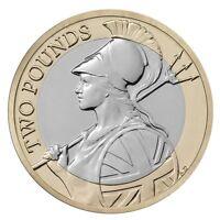 2015 £2 BRITANNIA CLASSIC ** UNCIRCULATED ** COIN HUNT 32/32 TWO POUND RARE 2 zz