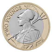 2015 £2 BRITANNIA CLASSIC COIN HUNT 32/32 TWO POUND RARE 2 xx