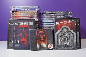 MASTERS OF HORROR DVD - Every Season - Every Episode - SEALED - YOU CHOOSE!