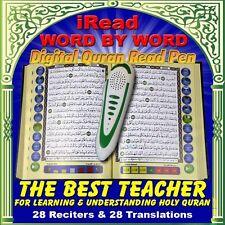 8gb Digital Quran Read Pen - Upgraded Version 28 Reciters & Translations