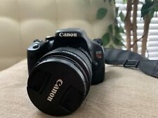 Canon EOS Rebel T3i / EOS 600D 18.0MP Digital SLR Camera with Battery & Charger