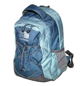 Karrimor Indian Teal Green Slate Hiking Backpack Walking Rucksack [15402]