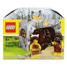 LEGO Iconic Caveman & Cavewoman Minifigure Set - 5004936 [11 Pieces Pcs] NEW
