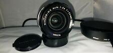 Nikon Nikkor NC Auto 24mm f/2.8 Wide Angle MF lens