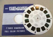 Vintage Viewmaster - Sawyer's Single Reel 1025 Shakespeare's Stratford-On-Avon 2