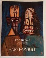 Saffronart Art Auction Catalog Evening Sale September 10 2015 New Delhi India