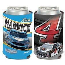 Kevin Harvick 2018 Wincraft #4 Busch Beer/Jimmy Johns 12oz Can Coolie Free Ship!
