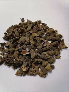2oz Dried Gourmet Morel Mushrooms From Sibiria --Picked In Spring Of 2021!