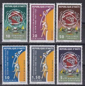 7684 Haiti 812-17 postfrisch  (592)