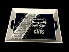 Carlton Blues AFL Melamine Team Song Serving Tray