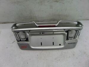 Subaru Legacy RHD JDM Blitzen Sedan Trunk Lid BH B4 00-04 OEM Spoiler Wing