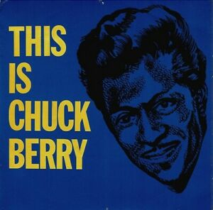 CHUCK BERRY This Is Chuck Berry EP Vinyl Record Single 7 Inch Pye 1963 Rock Roll