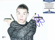Will Poulter The Revenant Detroit Signed Autograph 8x10 Photo Beckett BAS COA #2