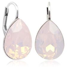 Mode-Ohrschmuck im Hänger-Stil mit Opal-Schnappverschluss