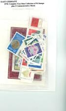 Germany DDR Complete Mint  Year Set 1970 at 1/3 Scott Catalog Price