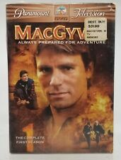MacGyver: The Complete First Season [6 Discs] Dvd Region 1 Richard Dean Anderson