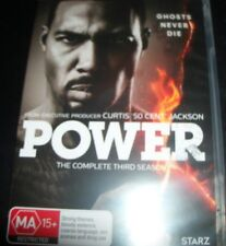 Power The Complete Third Season 3 (Australia Region 4) DVD – Like New