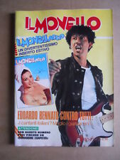 IL MONELLO n°30 1984 Edoardo Bennato - Edwige Fenech  [G424]