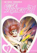CUTIE HONEY '21 VOLUME 1 EDIZIONE DYNAMIC D/BOOKS DI GO NAGAI