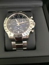 Tissot V8 GTS Blue Dial Chronograph Mens Watch T1064171104200