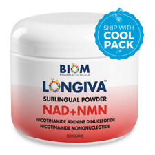 Biom NAD+NMN 2-in-1 NAD Sublingual Powder
