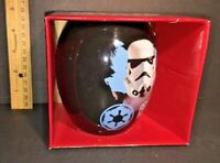 STAR WARS Stormtrooper FIGHT FOR THE EMPIRE 18 oz Oval Ceramic MUG Coffee NEW