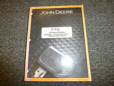 John Deere 750J & 850J Crawler Dozer Shop Service Repair Technical Manual TM2261