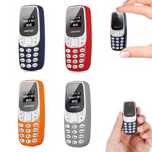 BM10 Mini Bluetooth 2 SIM Card Slots Mobile Phone Small GSM MP3 Cellphone