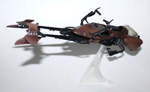 "SPEEDER BIKE - Vehicle - STAR WARS BLACK SERIES 6"" Scale 1/12 MANDALORIAN"