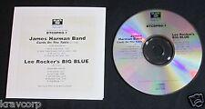 JAMES HARMAN/LEE ROCKER—1994 PROMO CD SAMPLER
