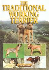 FRAIN SEAN TERRIERS BOOK THE TRADITIONAL WORKING TERRIER paperback BARGAIN new