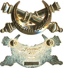 40° Régiment d'Artillerie,insigne de béret,type 2,SURSUM CORDA,Boussemart (0866)