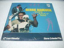 HERBIE HANCOCK and THE ROCKIT BAND  / VIDEOS  USA Laserdisc