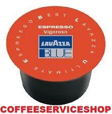 600 CAPSULE CAFFE'   LAVAZZA BLUE VIGOROSO - ORIGINALE LAVAZZA BLUE -
